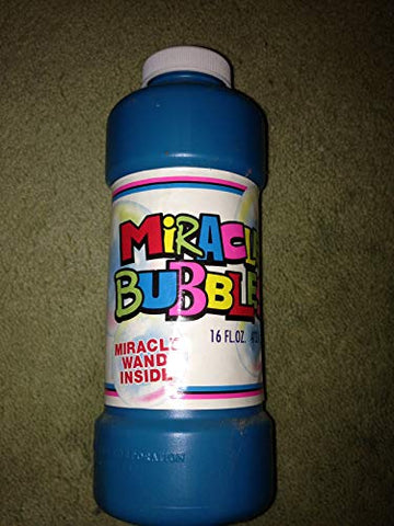 Imperial Toy 06065 16 oz Miracle Bubbles Assorted Colors