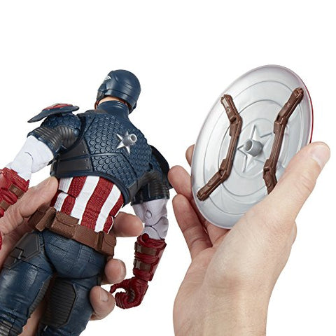 Image of Marvel Legends Series 12-inch Captain America