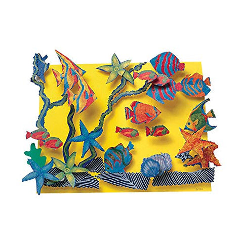 Image of Melissa & Doug 3D-O's Adhesive Mounts (1 Sheet of 100, Great Gift for Girls and Boys - Best for 8, 9, 10, 11, 12 Year Olds and Up)