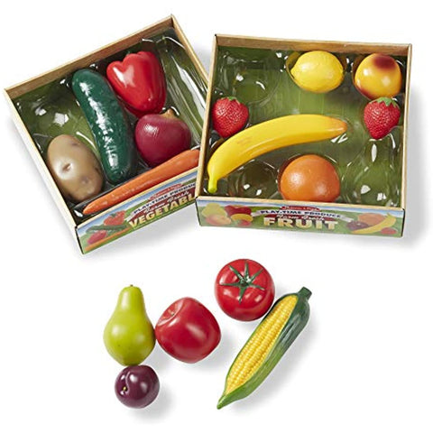 Image of Melissa & Doug Produce Bundle- Fruit & Vegetables