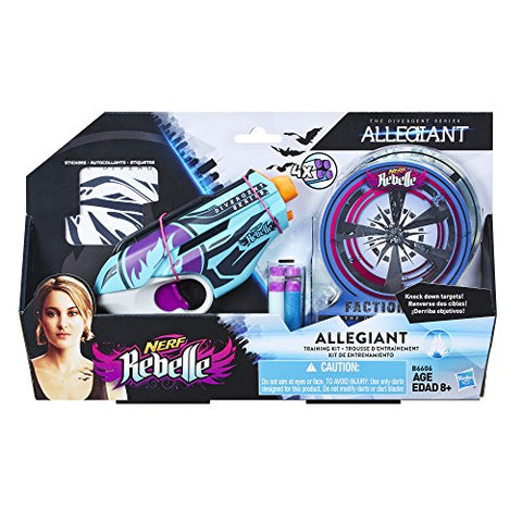 Nerf Rebelle The Divergent Series Allegiant Training Kit