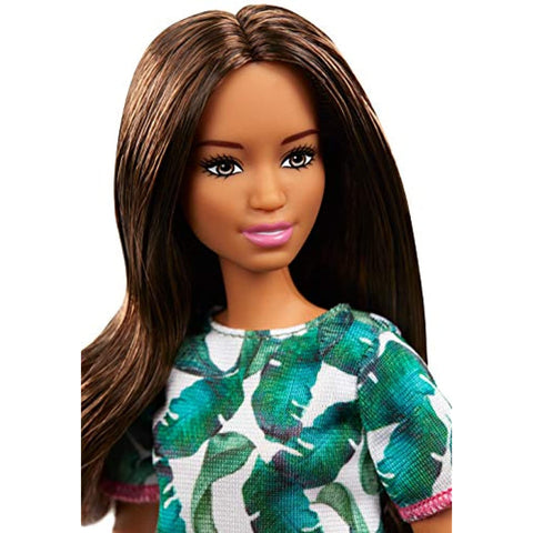Image of Barbie Relaxation Doll, Brunette, with Puppy and 8 Accessories, Including Pillow, Journal and Sleep Masks, Gift for Kids 3 to 7 Years Old
