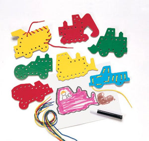 Lauri Lacing & Tracing - Construction Set