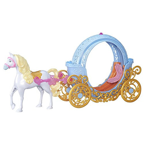 Image of Disney Princess Cinderella's Magical Transforming Carriage