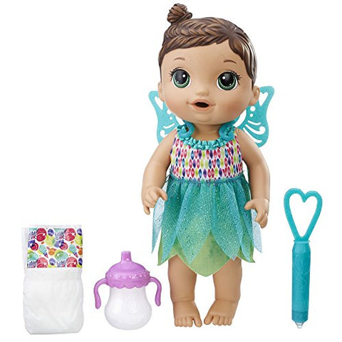 Image of Baby Alive Face Paint Fairy (Brunette)