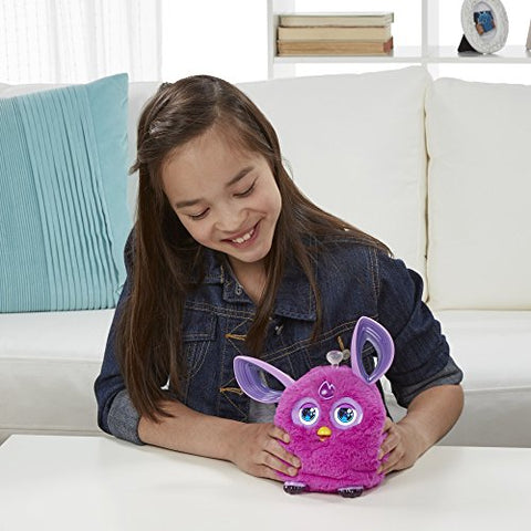 Image of Hasbro Furby Connect Friend, Purple