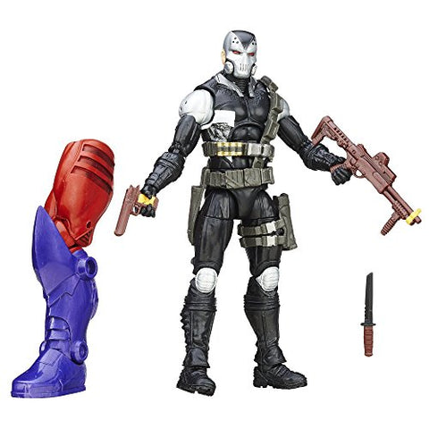 Image of Marvel 6 Inch Legends Mercenaries of Mayhem Scourge Action Figure (Build Red Skull)