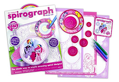 Image of Spirograph My Little Pony Tin