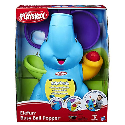 Image of Playskool Poppin Park Elefun Busy Ball Popper Toy