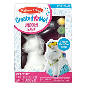 Melissa & Doug Created by Me - Unicorn Bank