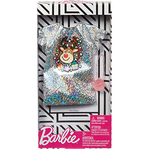 Barbie Holiday Fashions - Reindeer
