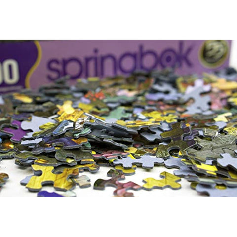 Springbok's 1000 Piece Jigsaw Puzzle Going to The Movies