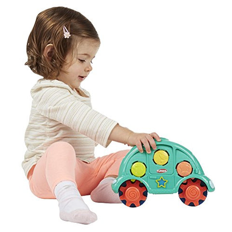 Image of Playskool Roll 'n Gears Car
