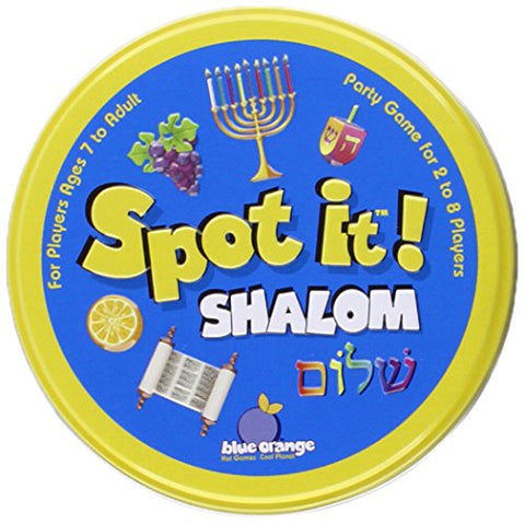 Image of Spot It! Shalom