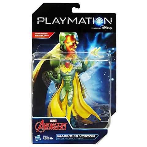 Image of Playmation Marvel Avengers Vision Hero Smart Figure