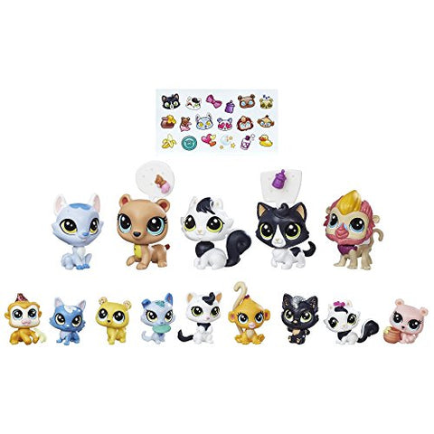 Image of Littlest Pet Shop Family Pet Collection