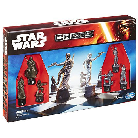 Image of Star Wars Chess Game