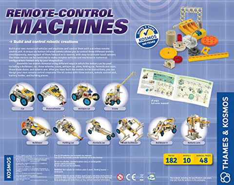 Image of Thames & Kosmos Remote Control Machines