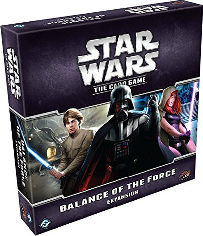 Image of Star Wars LCG: The Balance of the Force