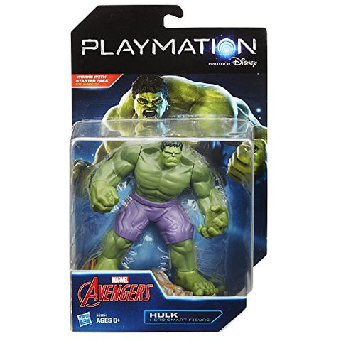 Playmation Marvel Avengers Hulk Hero Smart Figure