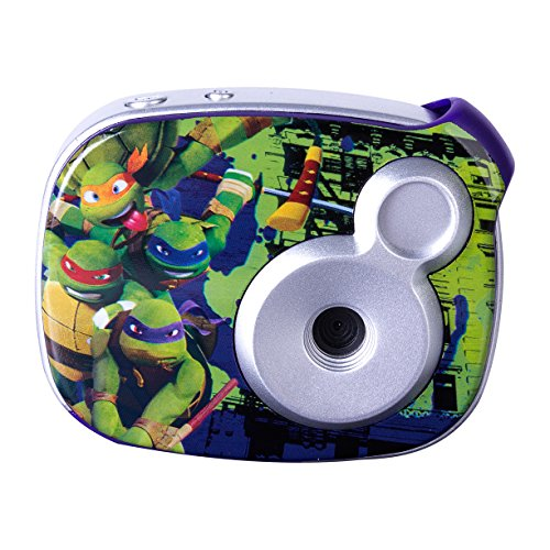 NINJA TURTLES 2.1MP DIGITAL CAMERA