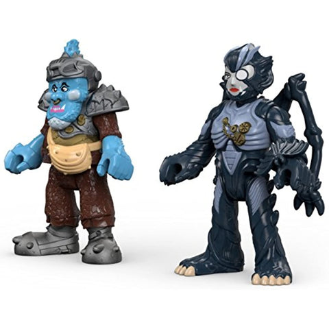 Image of Fisher-Price Imaginext Power Rangers Squat & Baboo