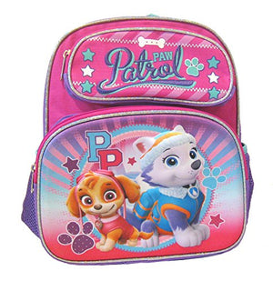 Nickelodeon Paw Patrol Girls Team 3D 12 inch Backpack