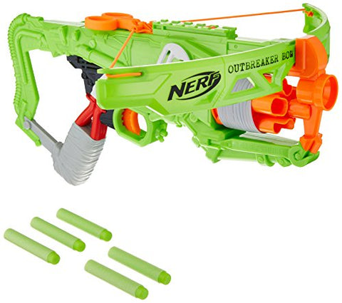 Image of NERF Zombie Strike Outbreaker Bow