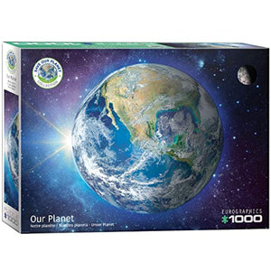EuroGraphics Our Planet 1000-Piece Puzzle