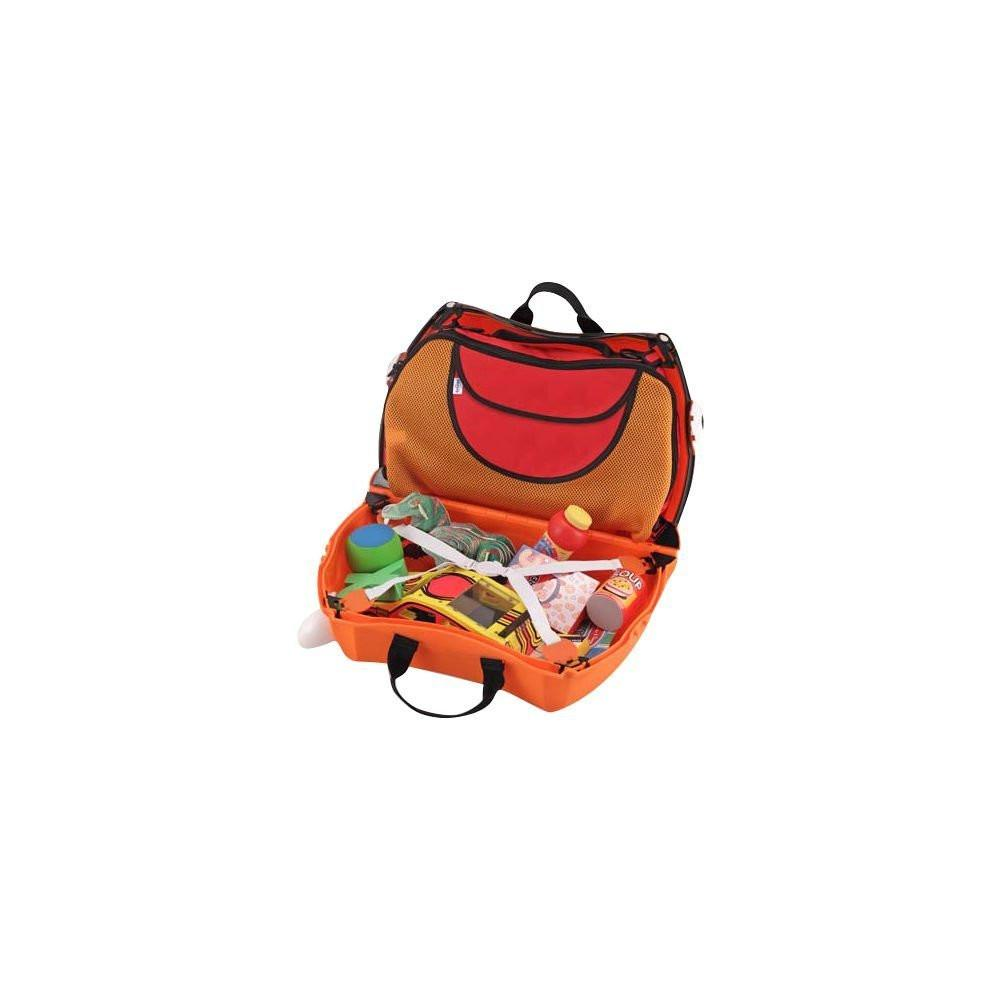 Melissa Doug Trunki Tote - Red/Orange