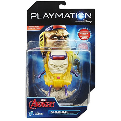 Image of Playmation Marvel Avengers Super M.O.D.O.K. Villain Smart Figure