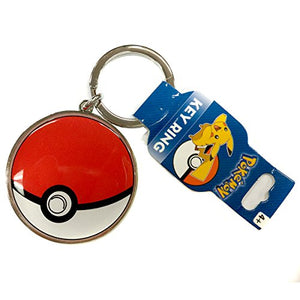 Pokemon Ball Key Chain