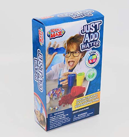 Be Amazing! Toys Just Add Water Science Kit