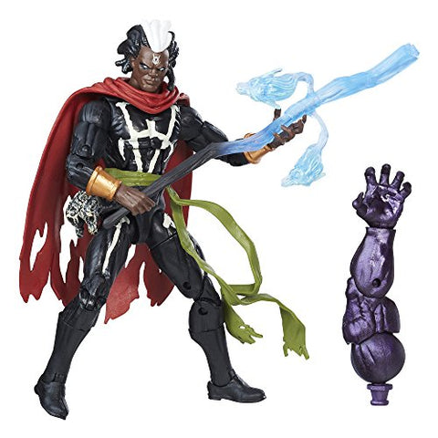 Image of Marvel 6 Inch Legends Series Masters of Magic:Brother Voodoo