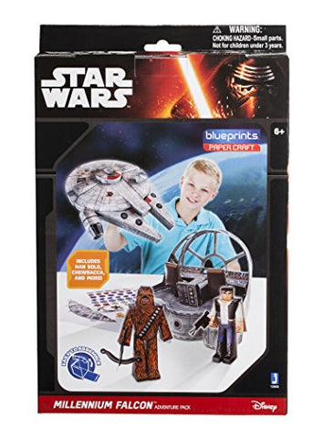 Image of Zoofy International Millennium Falcon Adventure Pack