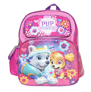 "Paw Patrol Pup Power 12"" Adjustable 3D Backpack - Pink"
