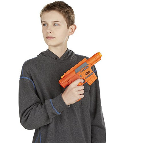 Image of Star Wars Rogue One Nerf Captain Cassian Andor Blaster