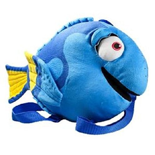 Finding Dory Plush Dory Backpack - Stuffed Animal by Zoofy