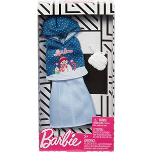 Barbie Holiday Fashions - Snowman
