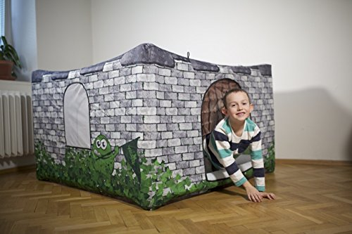 Fortsy Inflatable Castle Play Hut