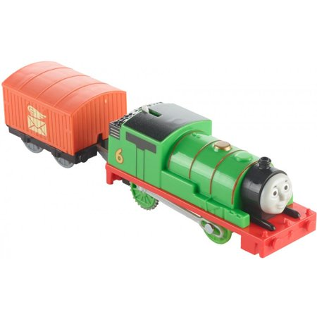 Thomas & Friends TrackMaster Motorized Percy Train Engine with Cargo