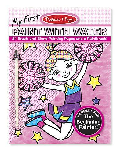 Melissa Doug My First Paint with Water - Pink