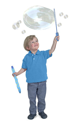 Image of Melissa Doug Mombo Snake Big Bubble Wand 6133