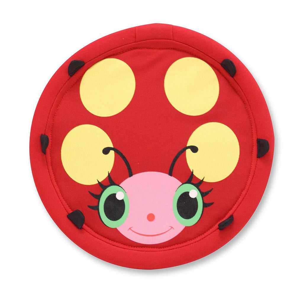 Melissa Doug Bollie Flying Disk 6152