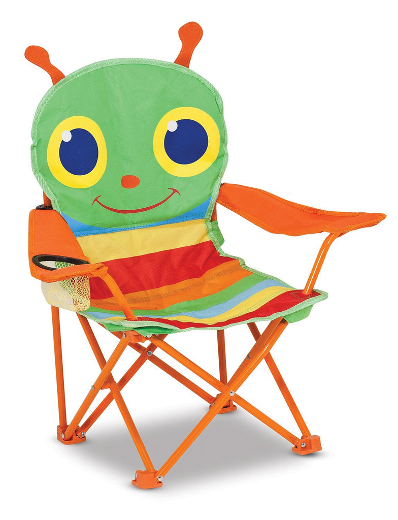 Melissa Doug Happy Giddy Child's Outdoor Chair 6174