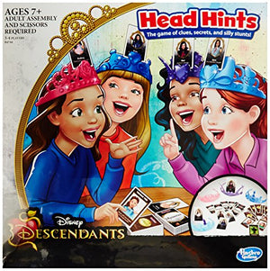Disney Descendants Head Hints Game
