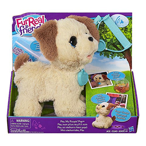 Image of FurReal Friends Pax My Poopin Pup Plush Toy (Amazon Exclusive)