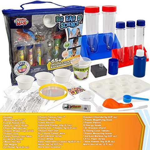 Image of Be Amazing! Toys Big Bag of Science Works, Model:BAT4120