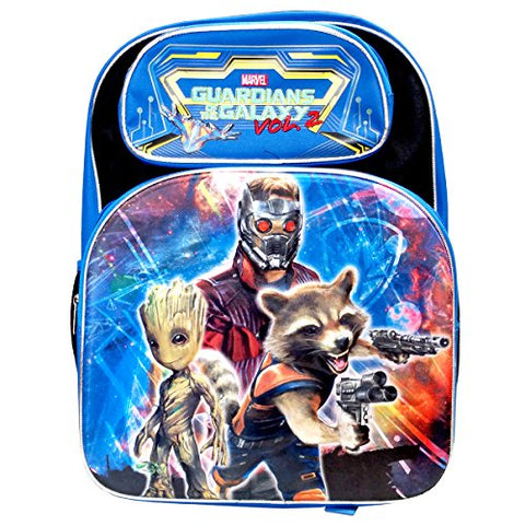 Image of Marvel Guardian Galaxy 17 inches 3D Pop-Up Large Backpack