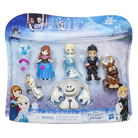 Image of Disney Frozen Small Collection Doll
